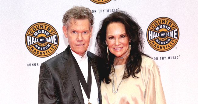 Randy Travis and Wife Mary Open up about His Near-Fatal Stroke