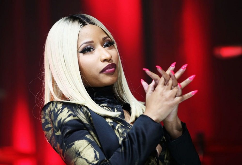 Nicki Minaj onstage at the 2013 BMI R&B/Hip-Hop Awards in New York City, in August 2013. | Image: Getty Images.