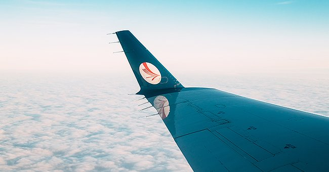 A photo of a Belavia flight in the air. | Photo: Shutterstock