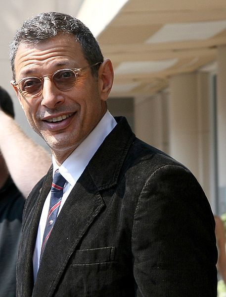 Jeff Goldblum at the 2007 Toronto International Film Festival. | Source: Wikimedia Commons