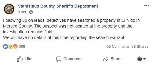Source: Facebook/Stanislaus County Sheriff's Department