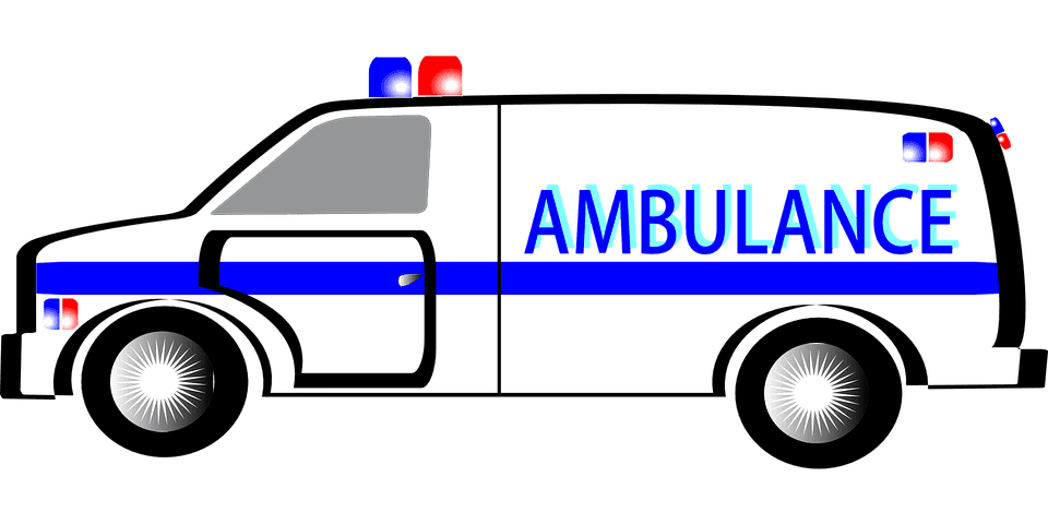 voiture d'ambulance : Photo / Pixabay