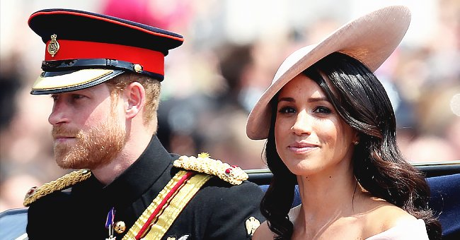 People: Prince Harry and Meghan Markle Have No Regrets a Year after Megxit Was Announced