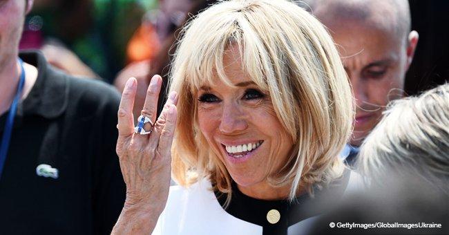 Le cabinet de Brigitte Macron explique l'absence de Julie Gayet à la réunion des Premières dames