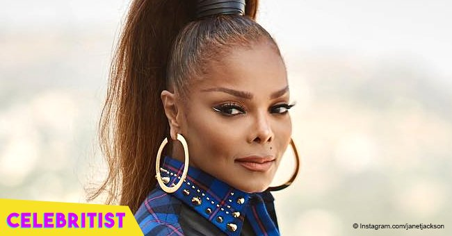 Janet Jackson turns it up in miltary outfit in recent pictures
