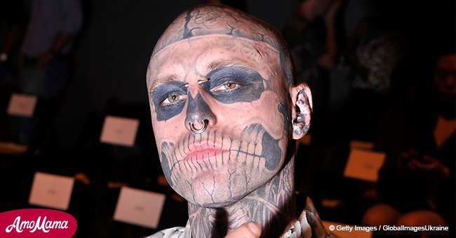 Famous model 'Zombie Boy' found dead at 32