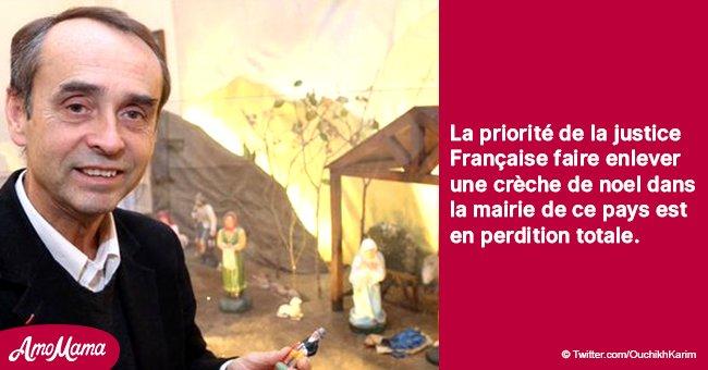 La justice de Béziers donne 48 heures à la municipalité pour retirer la crèche de Noël de l'hôtel de ville