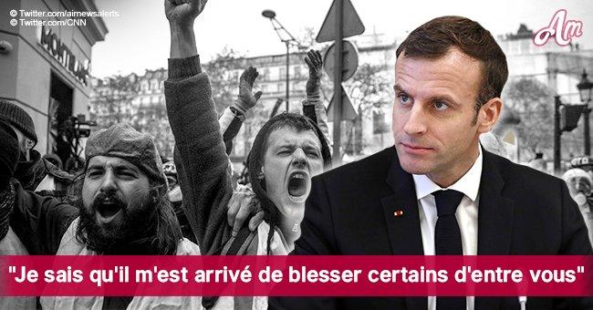 Emmanuel Macron annonce une augmentation du salaire du travailleur de 100 euros par mois