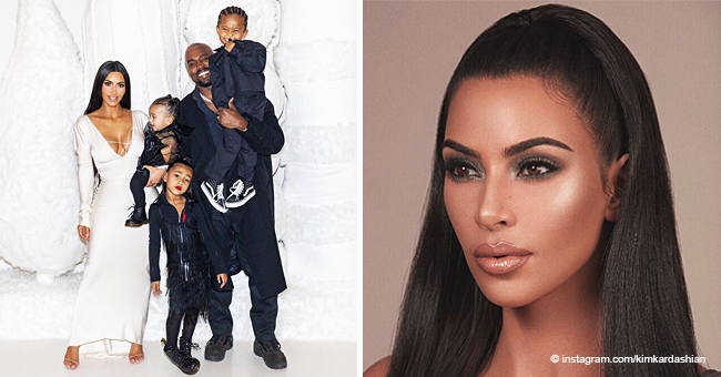 Kim Kardashian's Reason for Using Surrogacy to Become a Mom for the Fourth Time