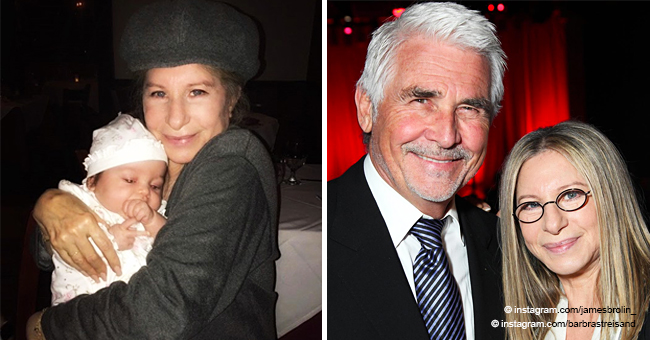 Barbra Streisand's Husband Reveals What It's like to See Her as a Granny