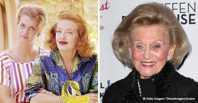 """""""Ma mère, Bette Davis, est un monstre"""": la confidence poignante de la fille de la légende"""