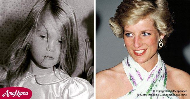 Sobrina de Diana era una niña cuando murió la Princesa y ya es toda una mujer e idéntica a ella