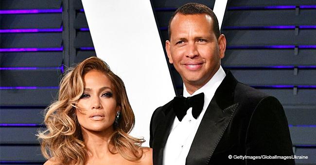 Jennifer Lopez and Alex Rodriguez Spent Easter With Daughter Natasha Singing Bon Jovi