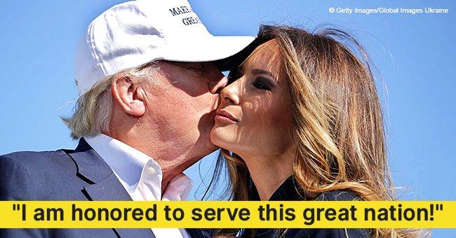 Melania Trump celebrates 2nd anniversary of Donald's presidency on Day 30 of government shutdown