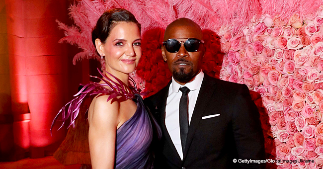 Katie Holmes and Jamie Foxx Reportedly Make Their Romance Official at the Met Gala
