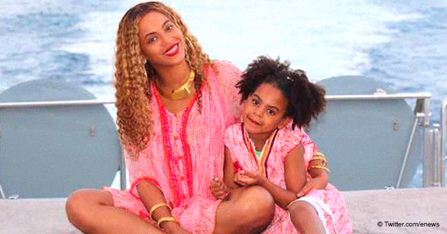 Blue Ivy Debuts Her Beautiful Singing Voice in 'Homecoming' Documentary and the Internet Is Shook