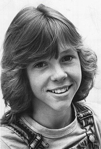 Kristy McNichol en 1976. | Foto: Wikimedia Commons.