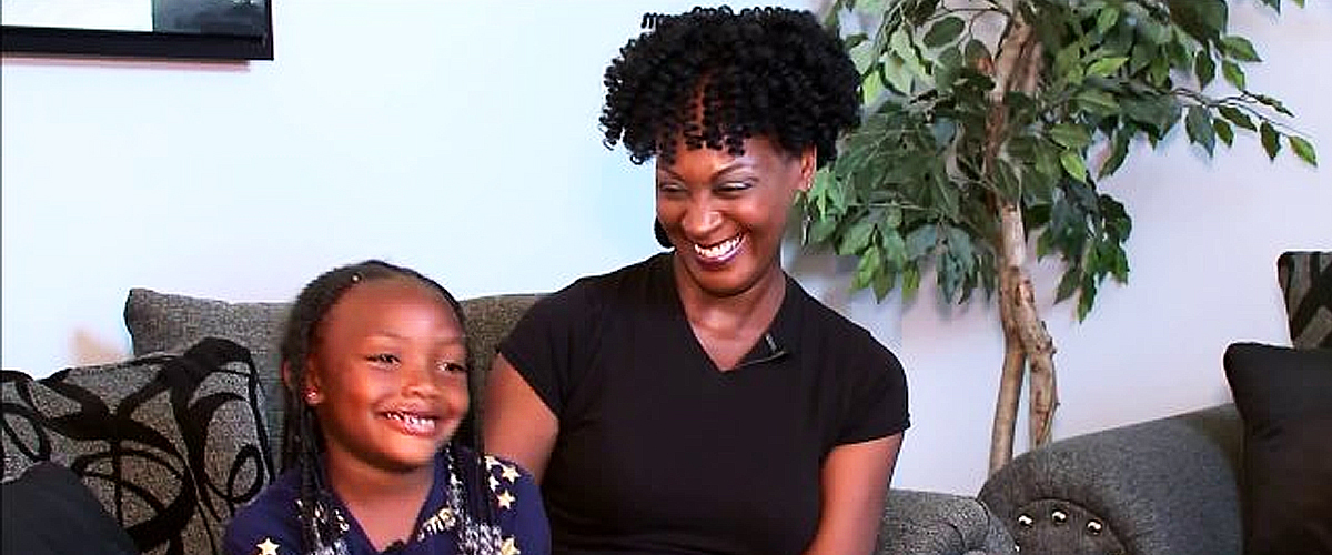 6-Year-Old Girl's Quick Thinking Saved Her Mom's Life after She Suffered a Heat Stroke