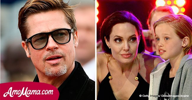 Brad Pitt reportedly doesn't blame nanny, after daughter's scary accident