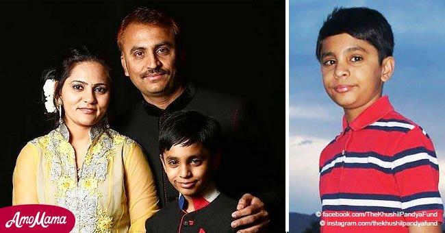 Padres devastados escondieron de su hijo que tenía solo meses de vida, pero él siempre lo supo