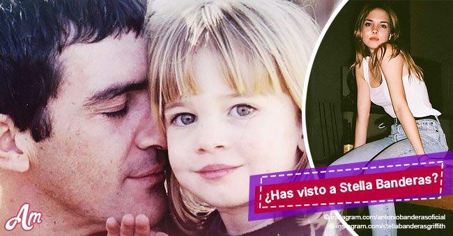 La sexy hija de Antonio Banderas y Melanie Griffith brilla en las redes sociales