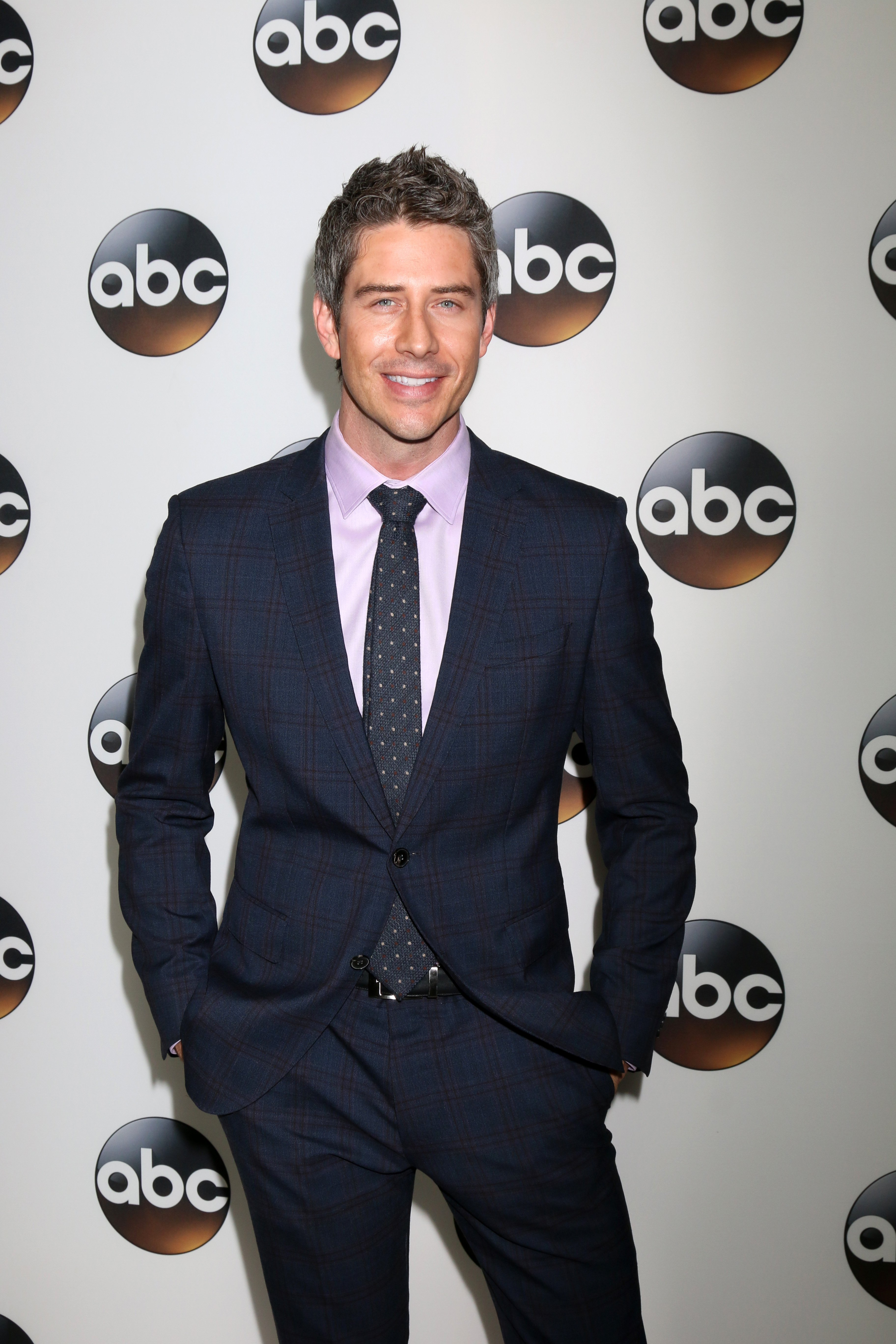 Arie Luyendyk Jr at the ABC TCA Winter 2018 Party at Langham Huntington Hotel on January 8, 2018 in Pasadena, CA | Source: Shutterstock