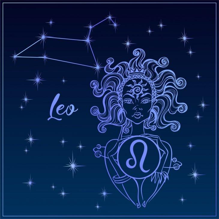 Signo de Leo. | Imagen tomada de: Shutterstock