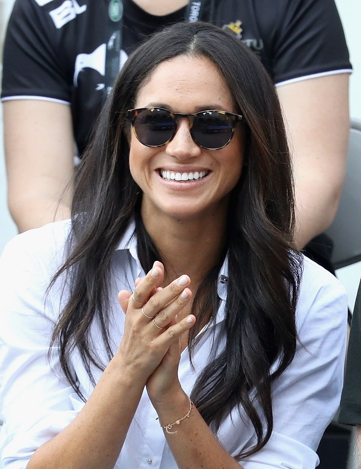 Meghan Markle attending the Invictus Games 2017 in Toronto, Canada in September 2017. | Image: Getty Images.