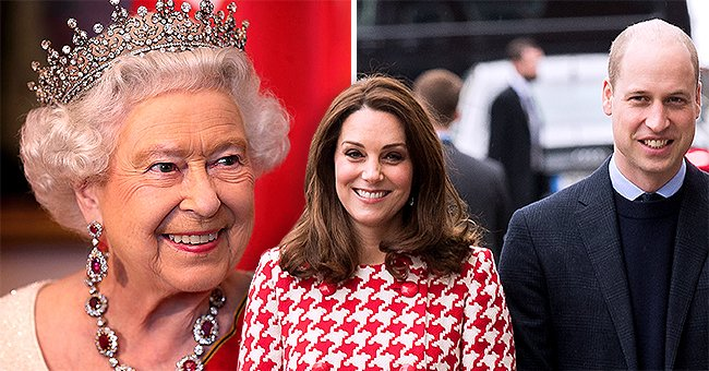 Queen Elizabeth Is Reportedly Supportive of William & Kate's Rumored Brief Hiatus from Royal Duties