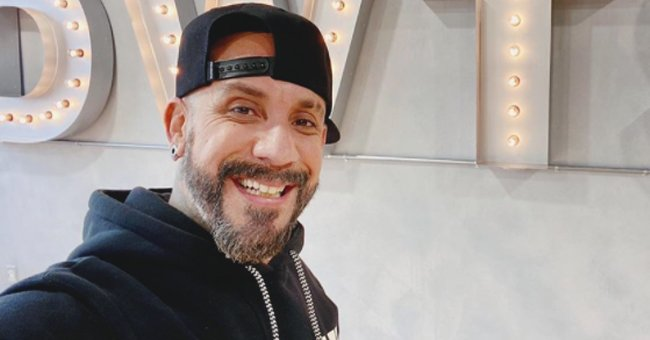 AJ McLean's Body Transformation since Joining DWTS — How Much Weight Has He Lost?