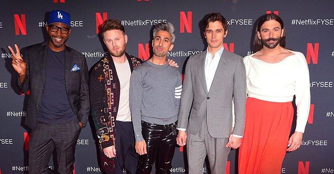 Queer Eye's OG Fab Five Will Appear with Netflix Stars on New Season of 'Celebrity Family Feud'