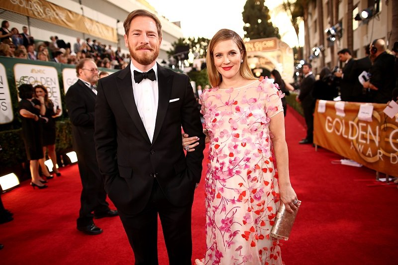 Will Kopelman and Drew Barrymore at the Beverly Hilton Hotel on January 12, 2014 | Photo: Getty Images