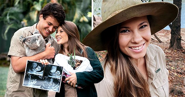 Pregnant Bindi Irwin Gives 1st Glimpse at Her Sonogram & Reveals the Size of Her Unborn Baby