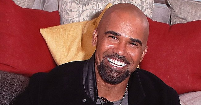 Shemar Moore Flaunts His Abs as He Gives Fans a Quick Tour of His Home