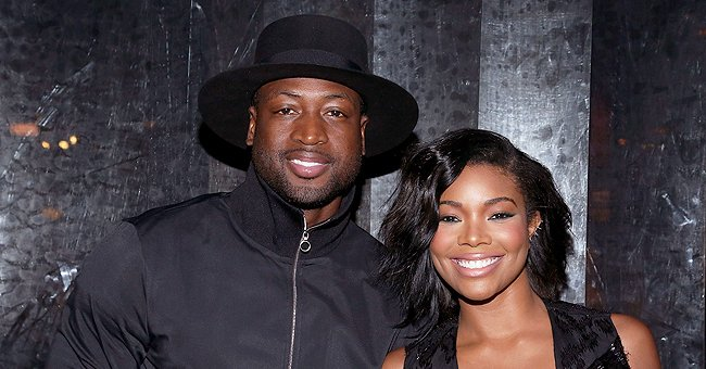 Fans Say Gabrielle Union's Daughter Kaavia and Husband Dwyane Wade Look like Twins in This Snap