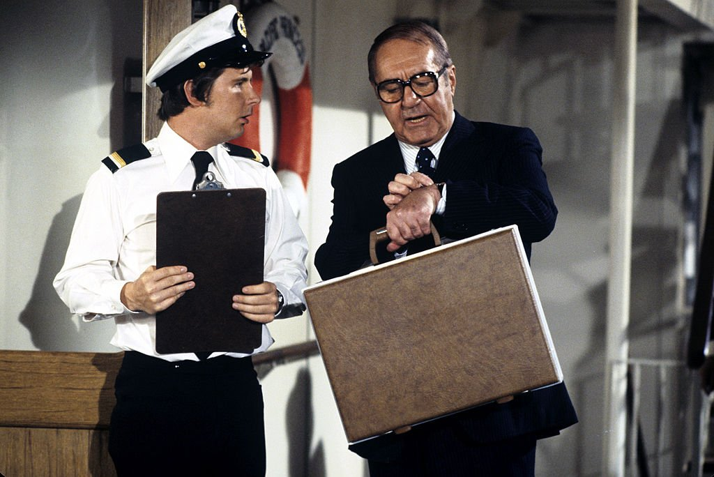 """The Inspector/A Very Special Girl/Until the Last Goodbye"""" 2/11/78 Fred Grandy, Jim Backus  