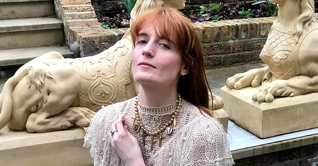 'Florence + the Machine's Florence Welch Sends Love & Support as She Marks 7 Years of Sobriety