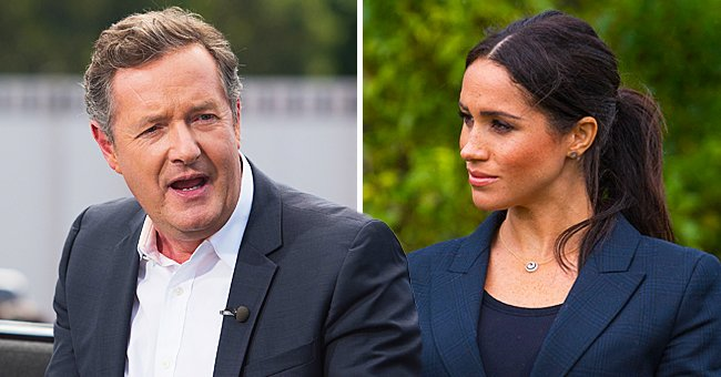 Piers Morgan Reveals His Sons Were Threatened over Comments He Made Criticizing Meghan Markle