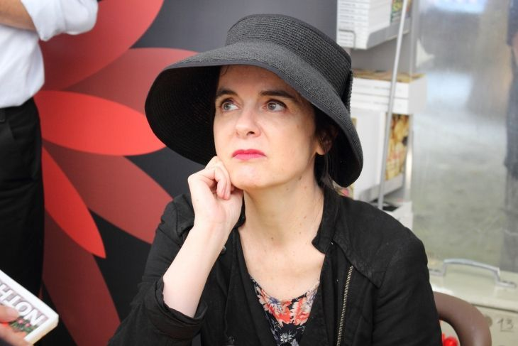 La romancière Amélie Nothomb | Photo : Getty Images