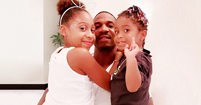 LHHATL Star Stevie J Spends Quality Time with Daughters Bonnie Bella & Eva