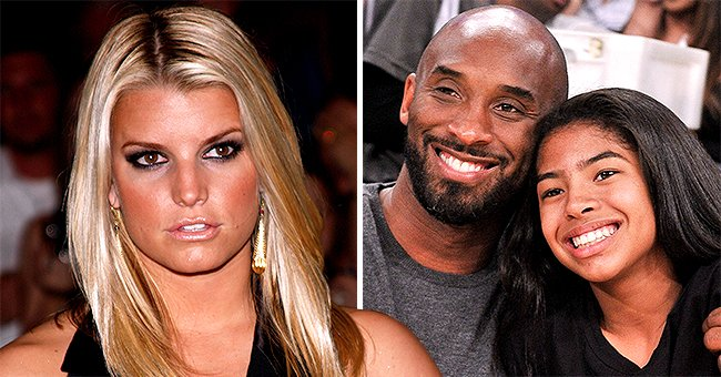 Jessica Simpson Shares Photo from Backyard in Calabasas After Kobe Bryant's Fatal Crash