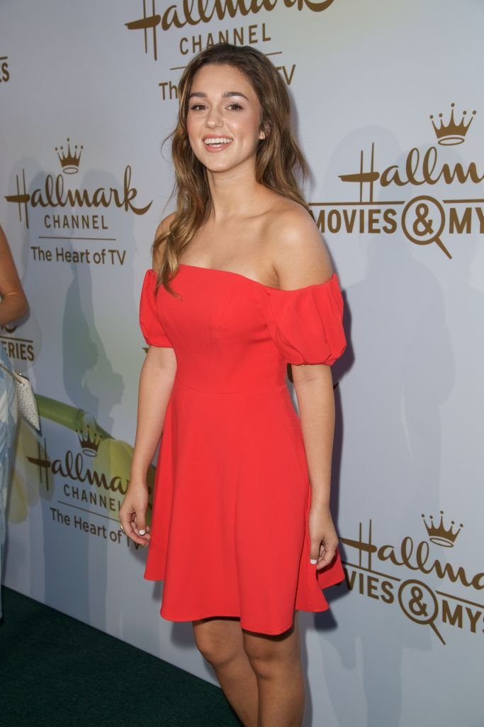 Sadie Robertson attends the 2017 Summer TCA Tour-Hallmark Channel And Hallmark Movies And Mysteries on July 27, 2017, in Beverly Hills, California.   Source: Getty Images.