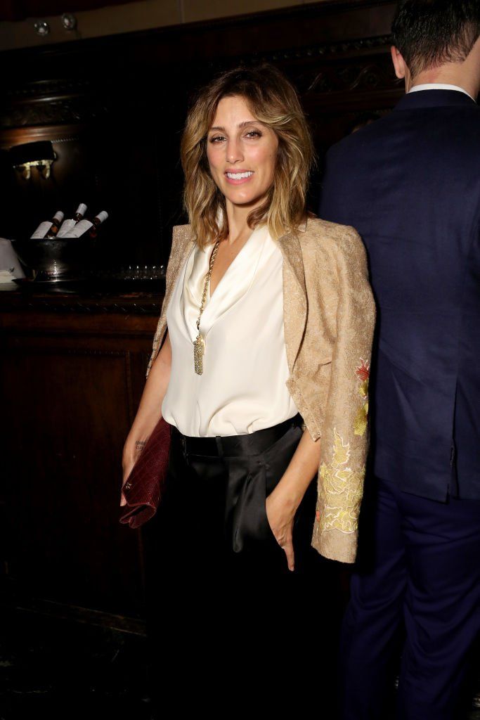 Jennifer Esposito attends the Mosaic Federation Gala Against Human Slavery  | Getty Images