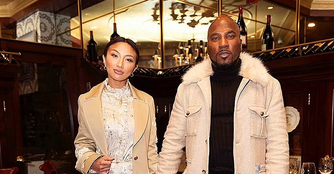 Jeannie Mai of 'The Real' and Rapper Jeezy Got Engaged during Quarantine Date Night
