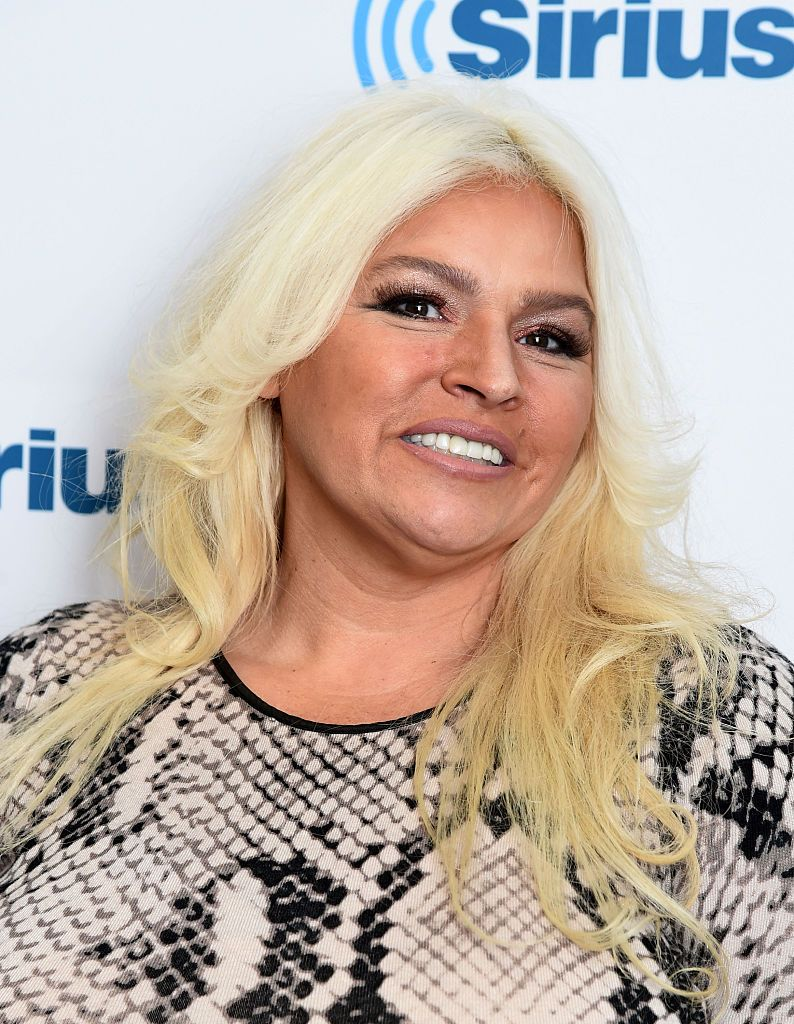 Beth Chapman visits the SiriusXM Studios on April 24, 2015 | Photo: Getty Images