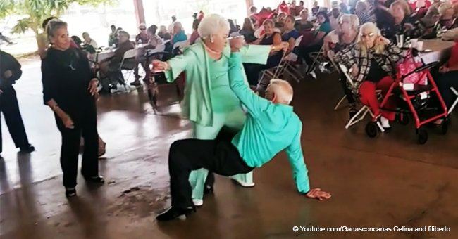 Elderly Couple Become Internet Stars by Passionately Dancing to Daddy Yankee's Song