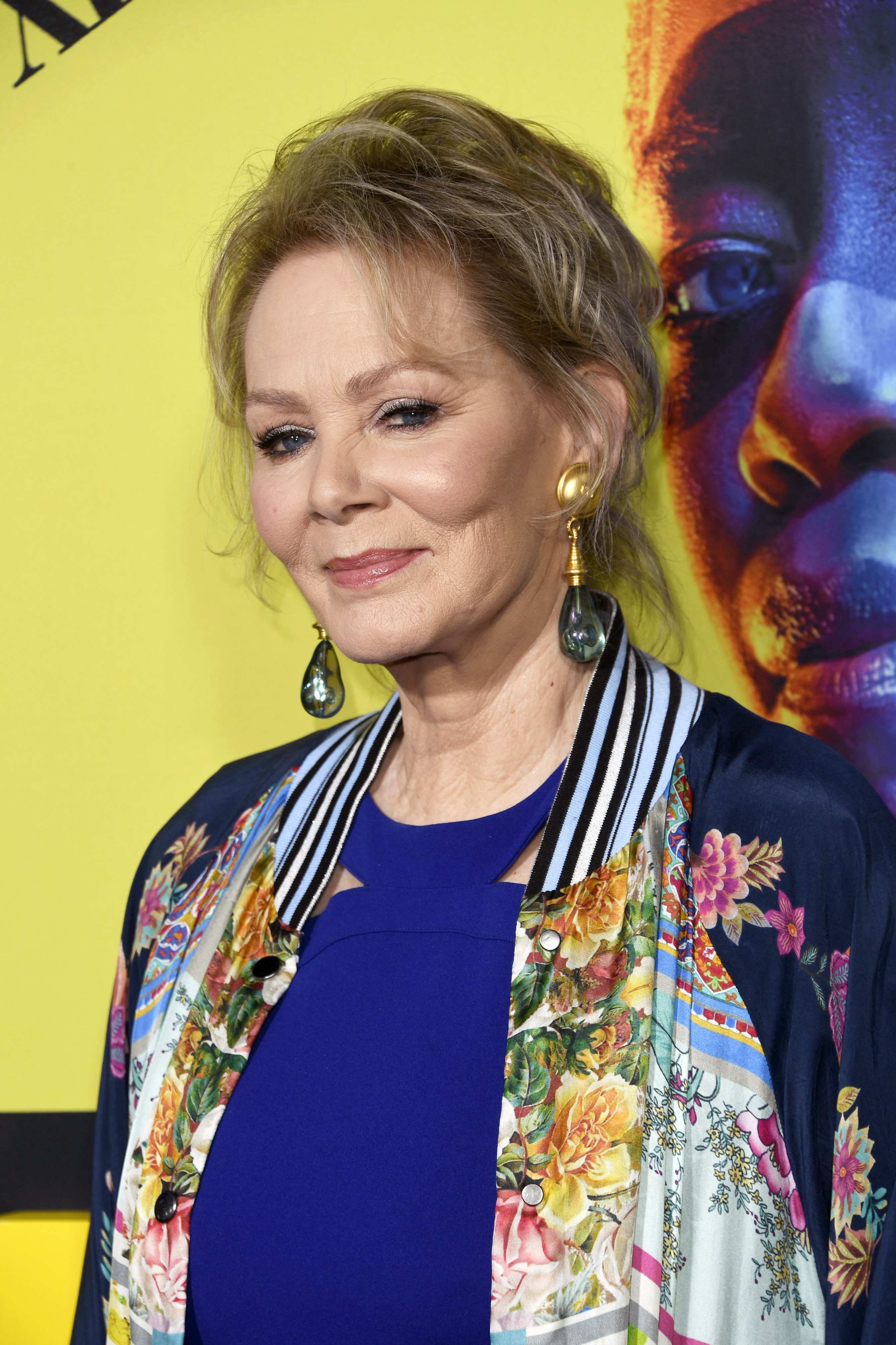"Jean Smart attends the premiere of HBO's ""Watchmen"" in 2019. 