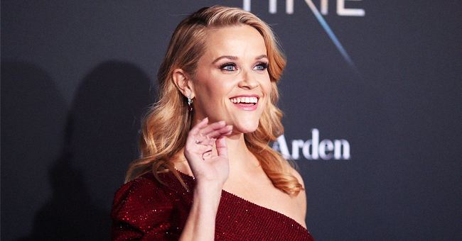 'Morning Show' Actress Reese Witherspoon Celebrates Look-Alike Son Tennessee's 7th Birthday in Pic