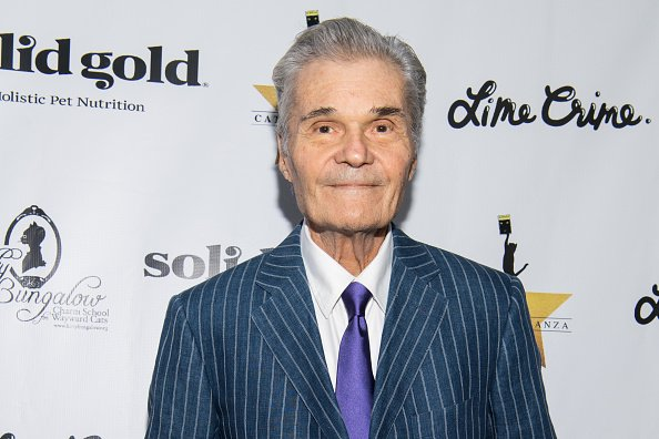 Fred Willard attends 'CATstravaganza featuring Hamilton's Cats' on April 21, 2018 in Hollywood, California. | Photo: Getty Images