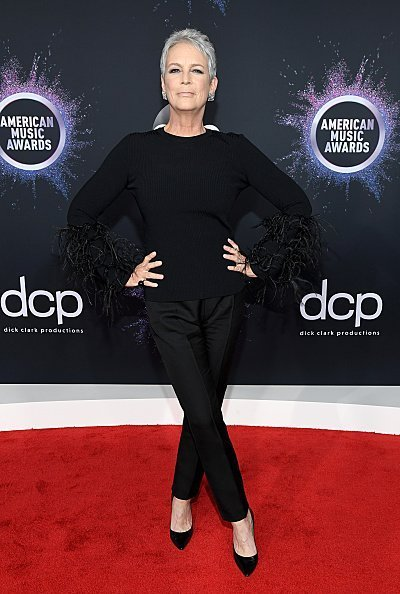 Jamie Lee Curtis attends the 2019 American Music Awards at Microsoft Theater on November 24, 2019 in Los Angeles, California | Photo: Getty Images